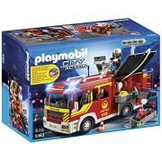 Playmobil 5363 - Autopompa Dei Vigili Del Fuoco con Luci e Suoni