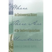 Where There are Mountains by Donald Edward Davis