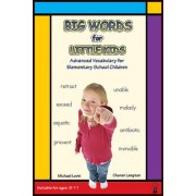 Big Words for Little Kids by Charan Langton