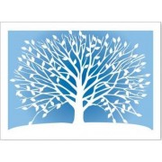 Note Card Laser Tree of Life by Peter Pauper Press