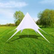 vidaXL Pérgula hexagonal para jardim / 10m