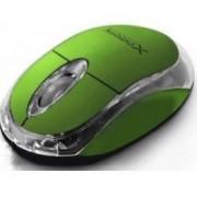 Mouse ESPERANZA Extreme, Wireless (Verde)