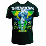 Camiseta ThrowDown Ajax Black - P