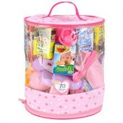 You & Me 70-Piece Doll Care Accessories Cylinder by You&Me