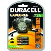 Duracell Explorer Headlamp Torch with 19 LED's (HDL-1)