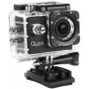 """Camera Video de Actiune Quer KOM0804, Full HD, WiFi, Ecran LCD 1.5 """""""