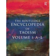 The Routledge Encyclopedia of Taoism by Fabrizio Pregadio
