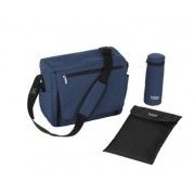 Geanta termica camping pentru schimbat bebelusi Britax Nursery Bag Ocean Navy (Albastru)