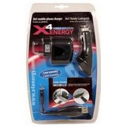 X 4 Energy încărcător telefoane mobile 3 în 1