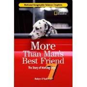 More Than Man's Best Friend by Robyn O'Sullivan