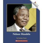 Nelson Mandela by Karima Grant