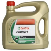 Castrol POWER 1 4T SAE 10W-40 4 Litro Barattolo