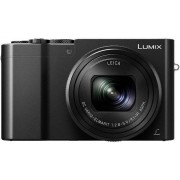 Aparat Foto Digital Panasonic DMC-TZ100, 20.1 MP, Filmare 4K, WiFi (Negru)