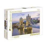 Clementoni - 39022.9 - Puzzle Collection High Quality - 1000 Pièces - Tower Bridge