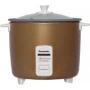 Panasonic SR WA 22H TT Electric Rice Cooker(2.2 L, Gold)