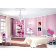 Dormitorio Hello Kitty Romantica