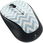 Logitech M325 Mouse Zany Blue FD ONLY (910-004378)