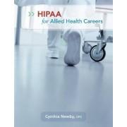 HIPAA for Allied Health Careers by Cynthia Newby