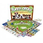 Puppy-opoly Board Game (Versión Inglés)