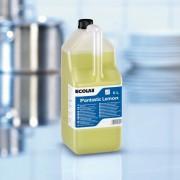 Pantastic Lemon lavavajillas manual ultraconcentrado 4x5 L