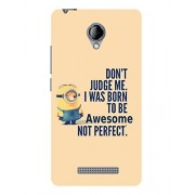 TREECASE Printed Soft Silicone Back Case Cover For Karbonn Titanium Mach Five