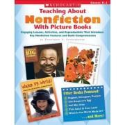 Teaching about Nonfiction with Picture Books, Grades K-1 by Constance J Leuenberger