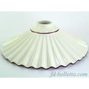 Piatto ceramica grande vf5