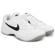 Nike COURT LITE TENNIS Tennis Shoes(White)