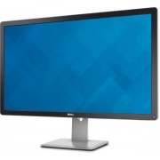 "Monitor IPS LED Dell 31.5"" UP3216Q, Ultra HD (3840 x 2160), DisplayPort, Mini DisplayPort, MHL-HDMI, 6 ms GTG, Pivot (Negru)"