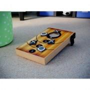 Picnic Time Mini Bean Bag Throw VVRO1595
