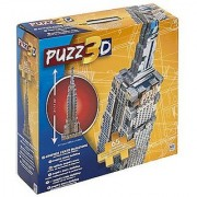Puzz 3D 65 Piece Empire State Building 65 Piece Puzzle