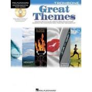 Trombone Play-Along by Hal Leonard Corp