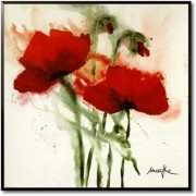 Poppies in the Wind II