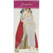 Paper Dolls & Paper Doll Clothes Josephine
