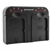 Polaroid Incarcator Dual pentru Canon NB-4L NB-5L NB-6L