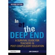 In at the Deep End by Jim Crawley