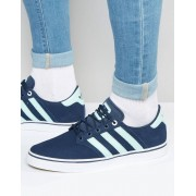 Adidas Темно-синие кроссовки adidas Originals Seeley Premiere B27766