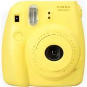 Fujifilm Aparat FUJIFILM Instax mini 8 Żółty + Zamów z DOSTAWĄ JUTRO! + DARMOWY TRANSPORT!