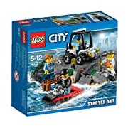 LEGO 60127 City Police Prison Island Starter Set