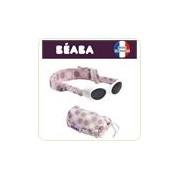 Ochelari de soare cu banda roz - diverse imprimeuri