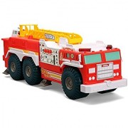 Tonka Mighty Wheels Fire Rescue Red