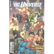 """D.C. / Dc Universe N° 52 ( Novembre 2009 ) : """" Ensemble. Ensemble À Jamais """" ( Green Lantern / Titans / Justice League Of America )"""