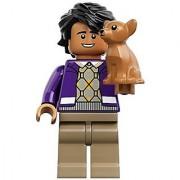 LEGO Big Bang Theory Minifigure - Rajesh Koothrappali Raj with Cinnamon Dog (21302)