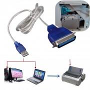 ER NUEVO USB al puerto paralelo IEEE 1284 36-Pin del adaptador de impresora conecta el cable CN36.