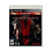 Metal Gear Solid V The Phantom Pain Day1 PS3