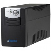 SAI Lapara 650VA / 360W, in-line, 2x Schuko, USB, RJ11