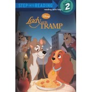 Lady and the Tramp by Delphine Finnegan