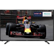 "Hisense 40"" 4k Uhd Led Tv With Freeview Hd 3840 X 2160 Black 3x Hdmi And"