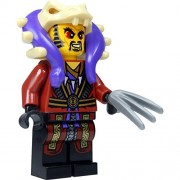 LEGO® Mini Figure Ninja Ninjago CHEN ANACONDRAI WARRIOR