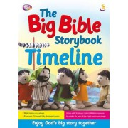 The Big Bible Storybook Timeline by Maggie Barfield
